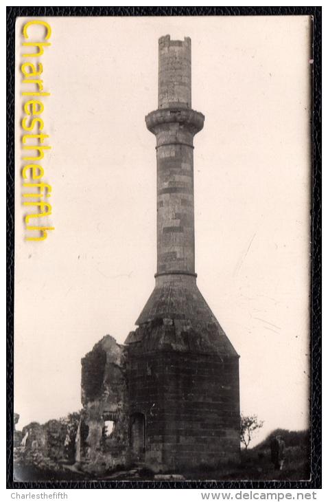 RARE PHOTO CARD ROMANIA - TAKEN BY AVIATOR BORIS ANTONIEV ( Cluj - Romania ) 2 Scan - Roumanie