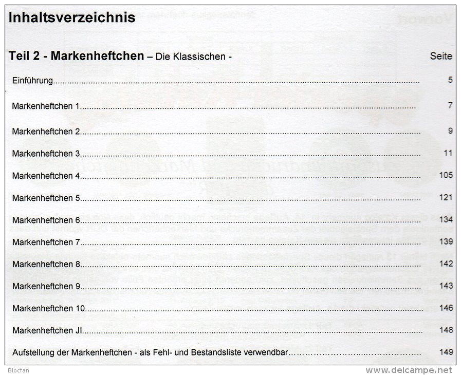 DDR Katalog Teil 2+3 Markenheftchen/SMH 2013 Neu 50€ RICHTER Heftchen Abarten Booklet+error Special Catalogue Of Germany - Holandés