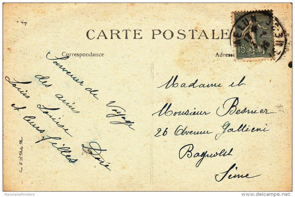 Dép. 77 - MELUN. - La Préfecture. Voyagée 1926. Siren N°832 - Melun