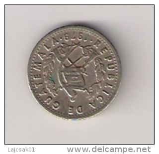 Guatemala 5 Centavos 1979. - Guatemala