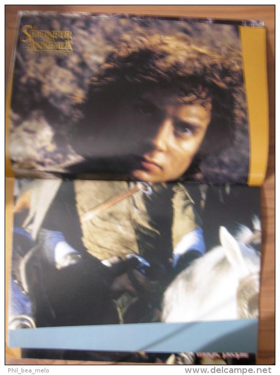 LOTR - MAGAZINE MAGIC PEOPLE HORS-SERIE N° 4 - LE SEIGNEUR DES ANNEAUX - LA TRILOGIE DE PETER JACKSON - JUIN / JUILLET 2 - Magazines