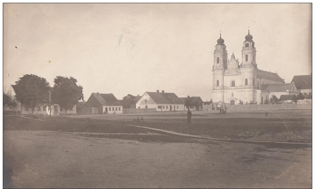WIRBALLEN-KIRCHE-CARTE PHOTO - Litauen