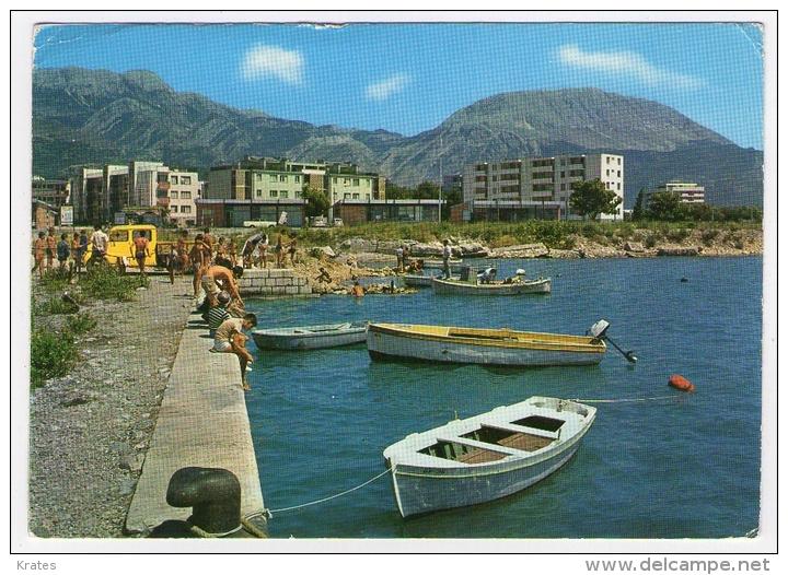 Postcard - Bar   (V 17981) - Montenegro