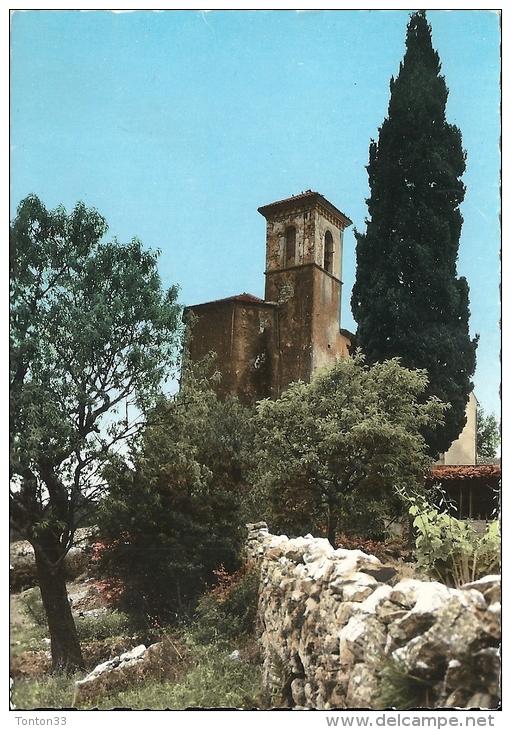 CABRIS  - 06 -  Un Coin Pittoresque Et L'Eglise  - 060613 - Autres Communes