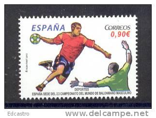4.- 003 SPAIN ESPAGNE 2013. HANDBALL WORLD CUP. MADRID 2013 - Balonmano