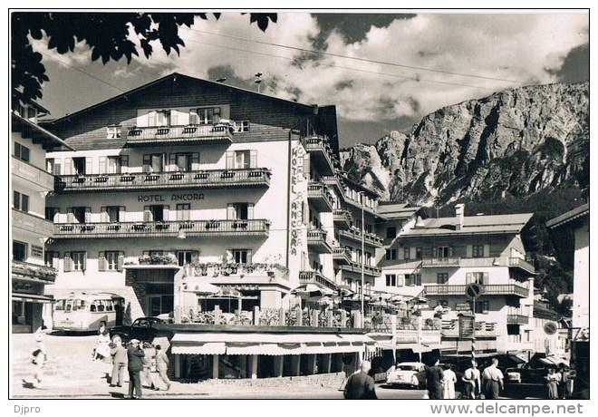 Cortina  Hotel Ancora  Oldtimer / Car - Belluno