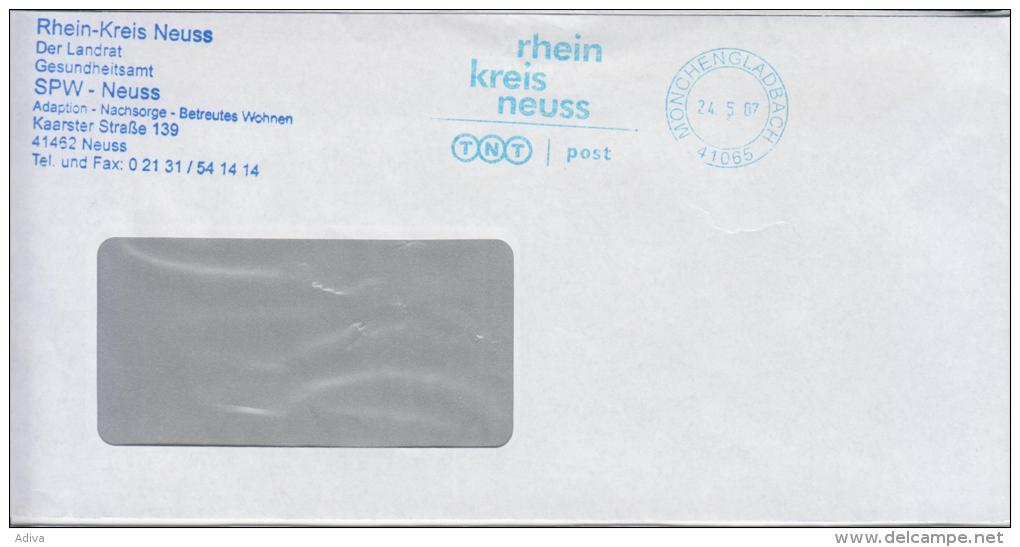 Germany Privat Post  2007 - [7] Federal Republic