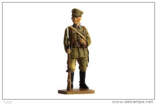 Soldadito De Plomo. Soldado De Caballería 18º Regimiento De Lanceros En La Blitzkrieg. Polonia. 1939. - Militares