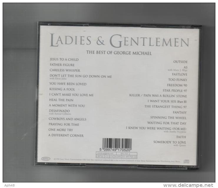 Coffret De George Mickael : 2cd - Sonstige - Englische Musik