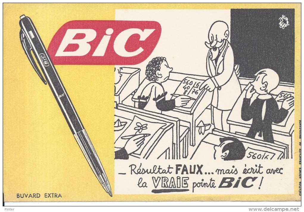 BUVARD - BIC - Papeterie
