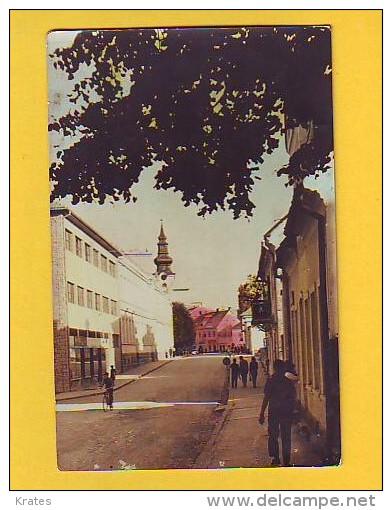 Postcard - Gospić    (V 18395) - Croatie