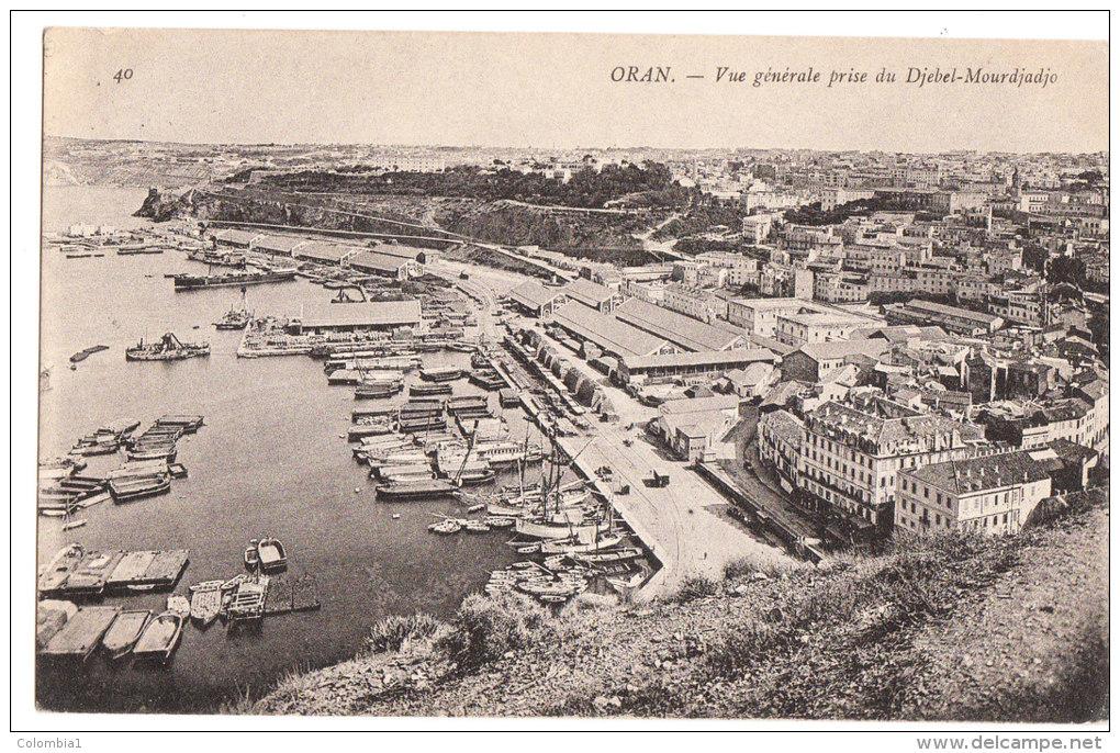 Oran en 1907