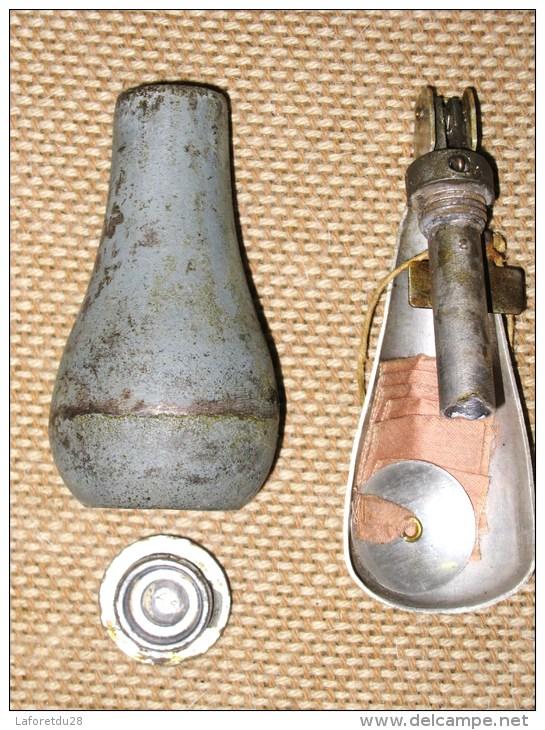 MAGNIFIQUE GRENADE P1 - 1914-18