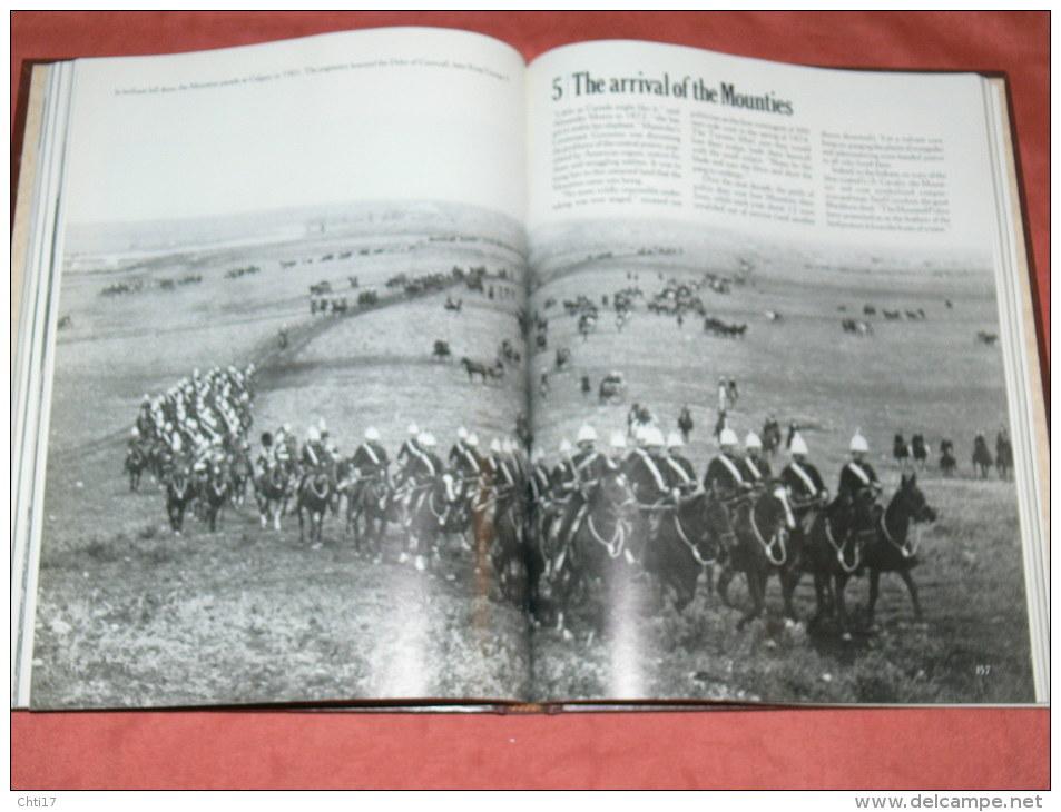 THE OLD WEST WESTERN THE CANADIANS  LES SOLDATS PAYSANS COWBOYS    EDIT TIME LIFE BOOKS - 1850-1899