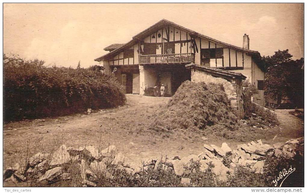 64 - Maison Basque à Ustaritz - Non Classés