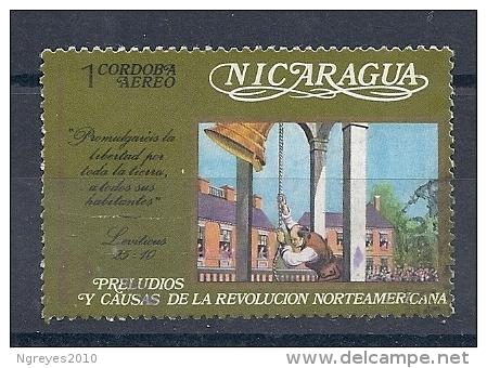 130203241  NICARAGUA  YVERT   AEREO  Nº  787 - Nicaragua