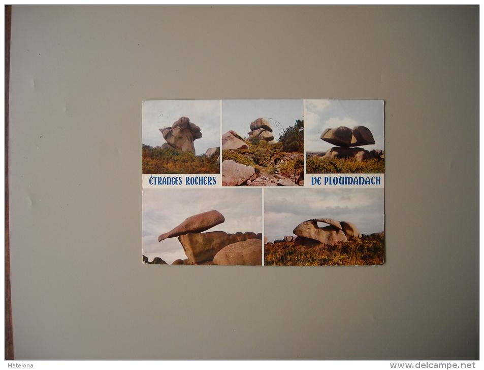 COTES D´ARMOR ETRANGES ROCHERS DE PLOUMANAC´H - Ploumanac'h