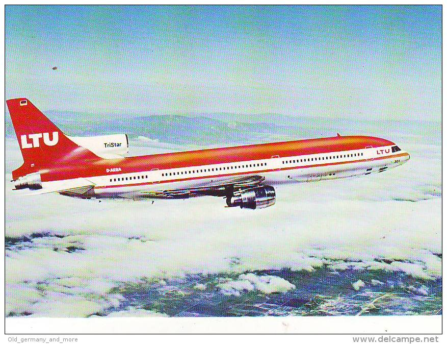 Lockheed L-1011 Tristar - 1946-....: Moderne