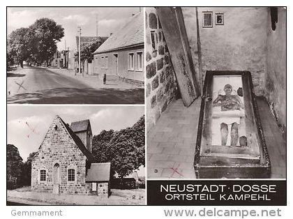 GERMANY - NEUSTADT DOSSE ORTSTEIL KAMPEHL - Germany