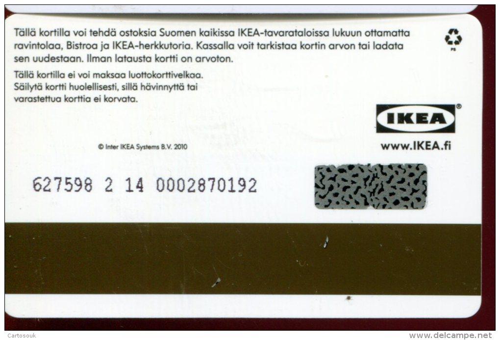Ce1670 carte cadeau finlande ikea - Carte cadeau ikea france ...