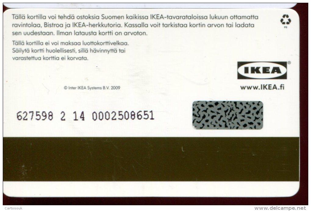 Ce1686 carte cadeau finlande ikea - Carte cadeau ikea france ...