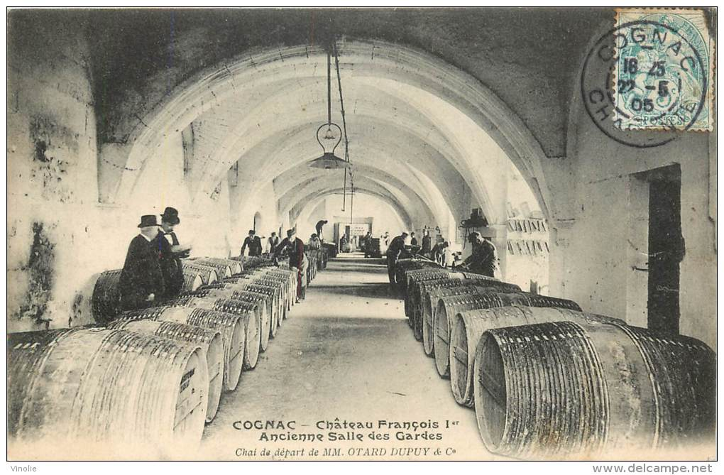 : Réf : G-13-885 : Cognac Chai De MM Otard Dupuy - Cognac