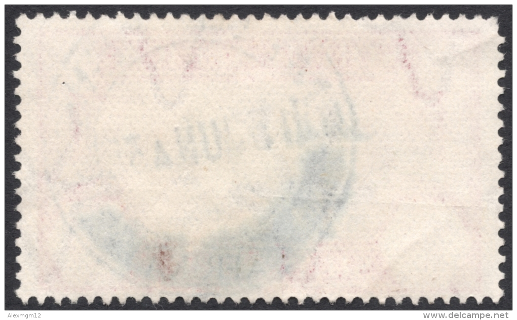South Africa, 1 P. 1935, Sc # 69a, Used - Zuid-Afrika (...-1961)