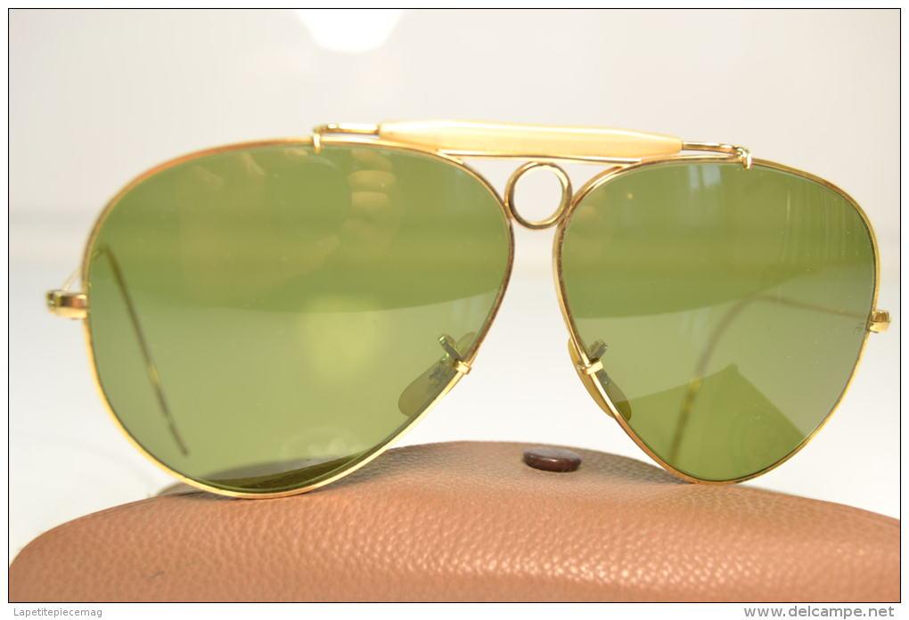 paire de lunettes de soleil aviateur ray ban aviator rayban r l ray ban usa