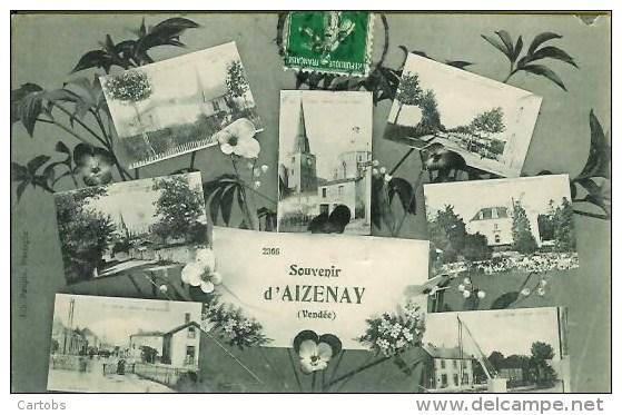 85 Souvenir D'AIZENAY Multivues - Aizenay