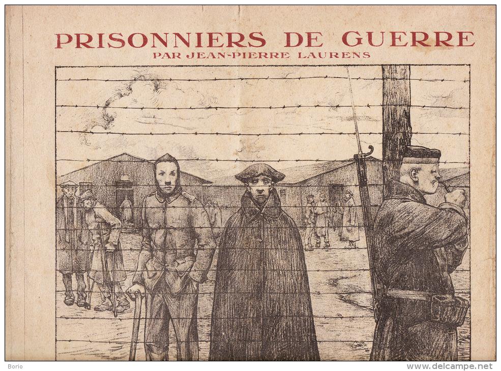 Prisonniers De Guerre. 1918.(Camp De WITTENBERG) - 1914-18