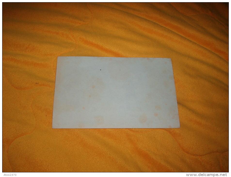 ANCIEN BUVARD USAGE / MALT KNEIPP FROID DESALTERANT CHAUD RECONFORTANT. DATE ? - Carte Assorbenti