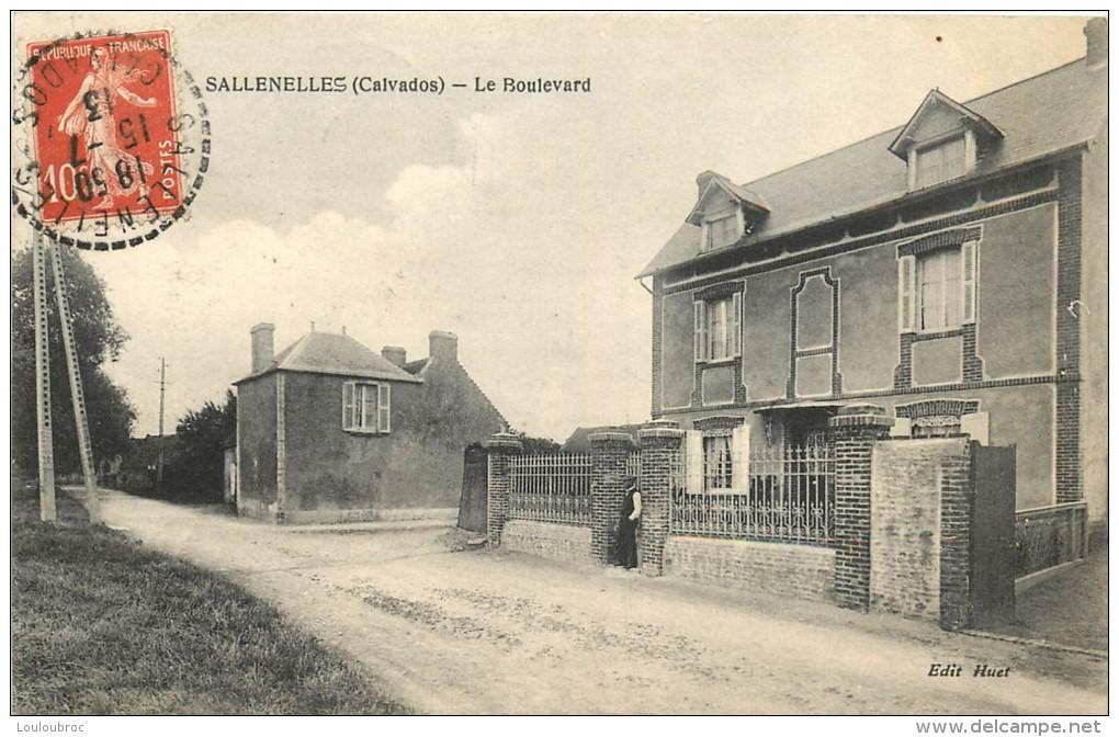 14 SALLENELLES LE BOULEVARD - Autres Communes