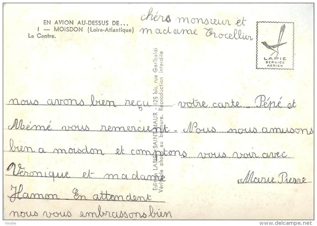 : Réf : J-12- 5248 : Moisdon - Moisdon La Riviere