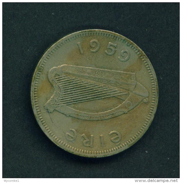 IRELAND - 1959 2s Circ. - Ireland