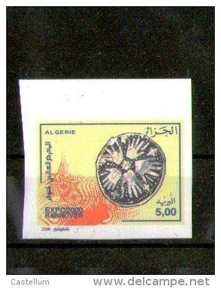 Timbre Non Dentelé -Expo 2000- Exposition Universelle De Hanovre Allemagne - Algérie (1962-...)