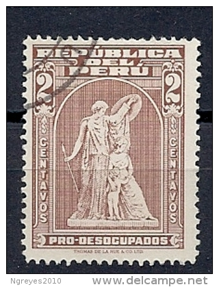 13054730  PERU  YVERT  Nº  416 - Peru