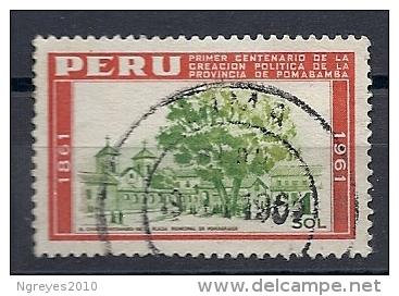 13054752  PERU  YVERT  Nº  457 - Peru