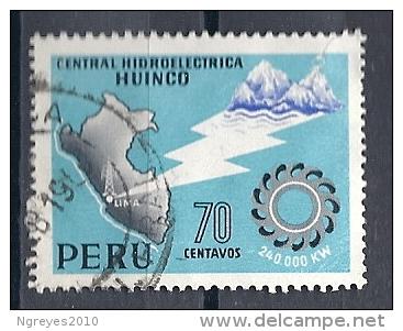 130604758  PERU  YVERT  Nº  477 - Perù