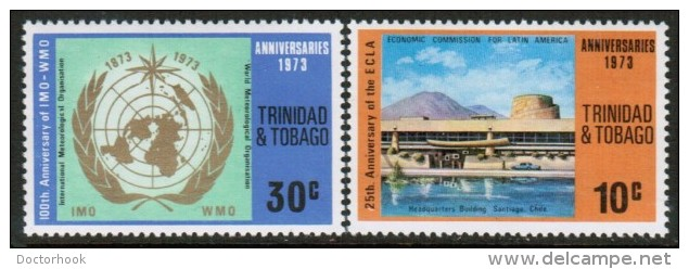 TRINIDAD & TOBAGO    Scott #  231-4**  VF MINT NH - Trinidad & Tobago (1962-...)
