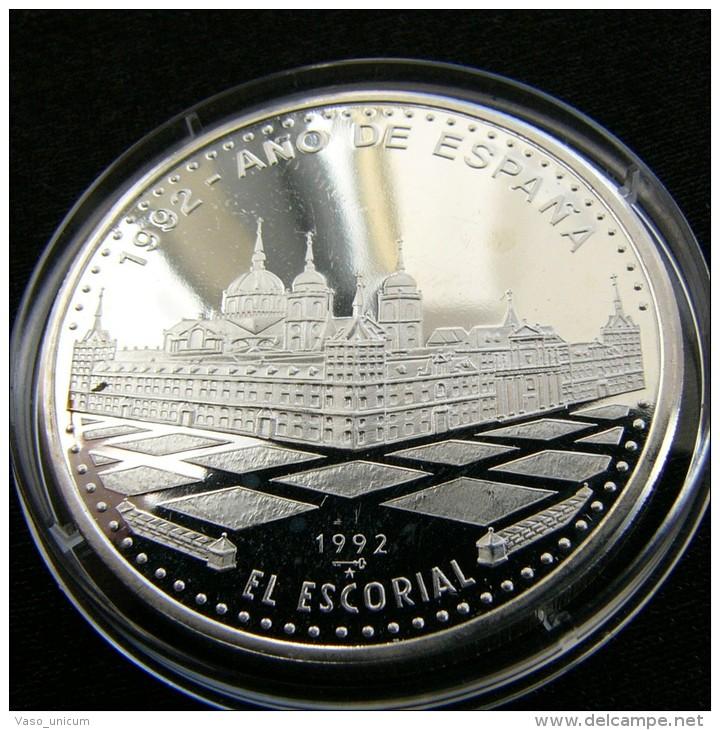 Cuba 10 P 1992 Escorial Silver - Cuba