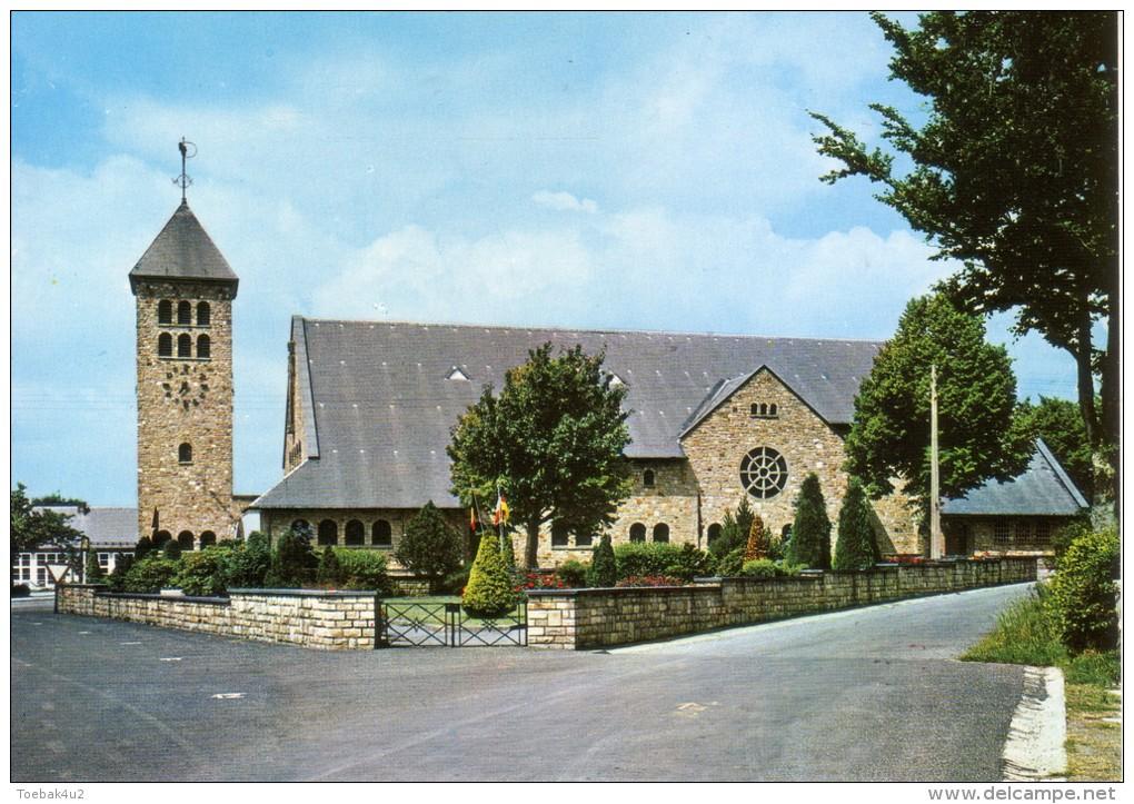 Büllingen  -  Rocherath  -  Krinkelt  -  Pfarrkirche St. Johannes Der Täufer - Bullange - Buellingen