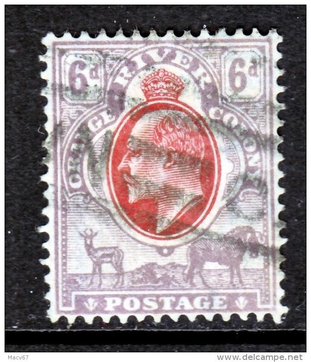 Orange Free State  67  (o)  Wmk 2 - South Africa (...-1961)