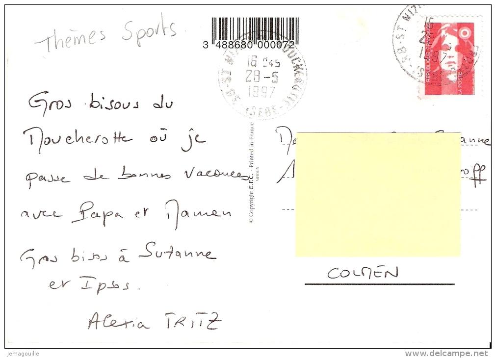 LICENCE DU RANDONNEUR - 28.5.1997 - W-2 - Cartes Postales