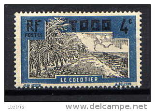 TOGO - N° 126* - LE COCOTIER - Togo (1914-1960)
