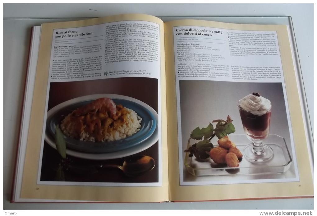 Lib199 I Tuoi Menù, Enciclopedia Illustrata Della Cucina, Edizione Idea Donna, Gastronomia, Gastronomie, 1987 - Enciclopedie