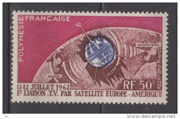 Polynésie Francaise PA N°  6 Luxe ** - Airmail
