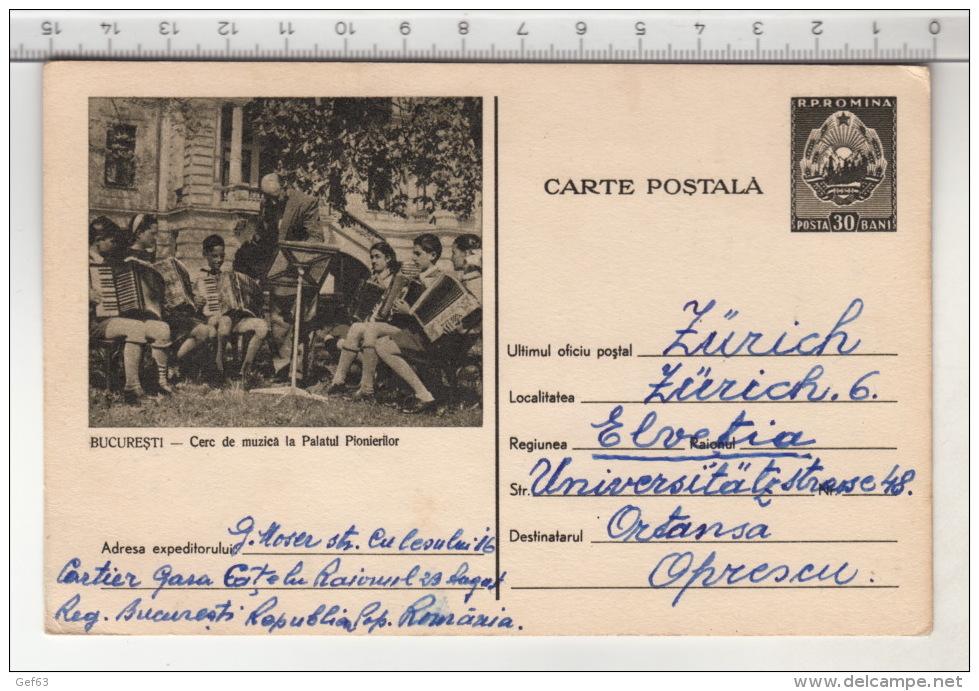 Stamps > Europe > Romania > Postal Stationery - Delcampe.com