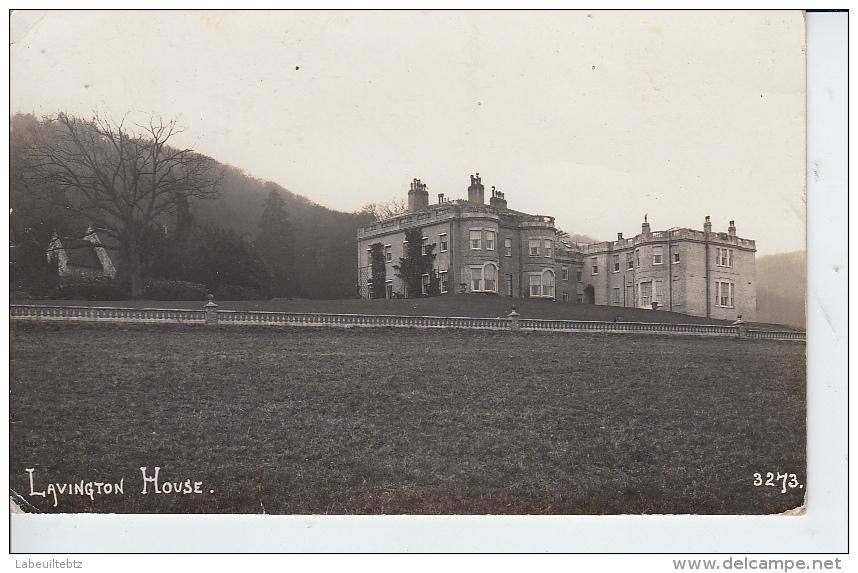 LAVINGTON HOUSE - Chichester