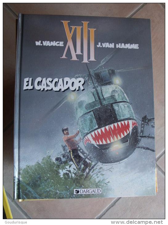 EO XIII  T10 EL CASCADOR      VAN HAMME VANCE - XIII