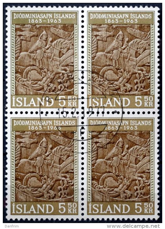 Island  1963    MiNr.369 (O) ( Lot L2092)    (O) - 1944-... Republik
